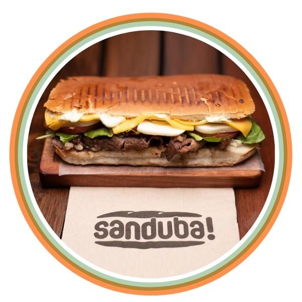 Franquicia - Comida Sana - Sanduba